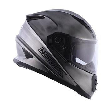 Capacete Norisk Soul FF302 Iron Chrome