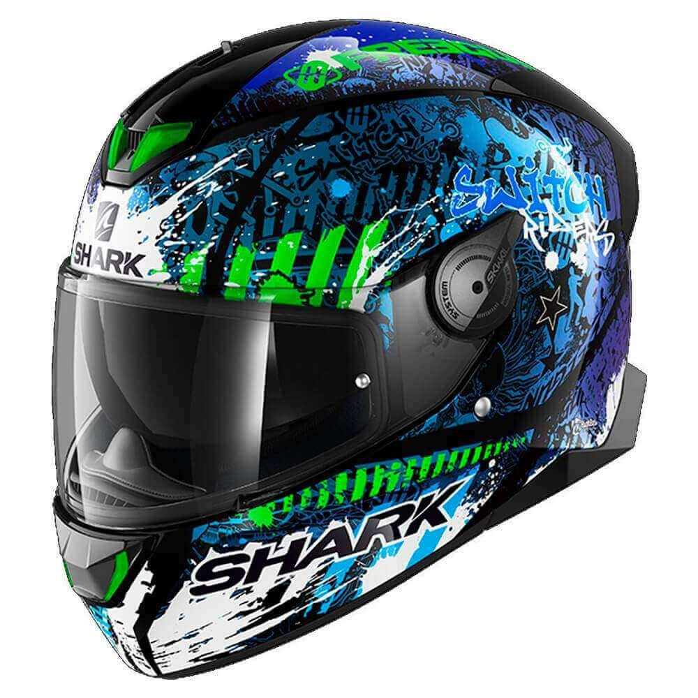 Capacete Shark D-Skwal 2 Switch Rider