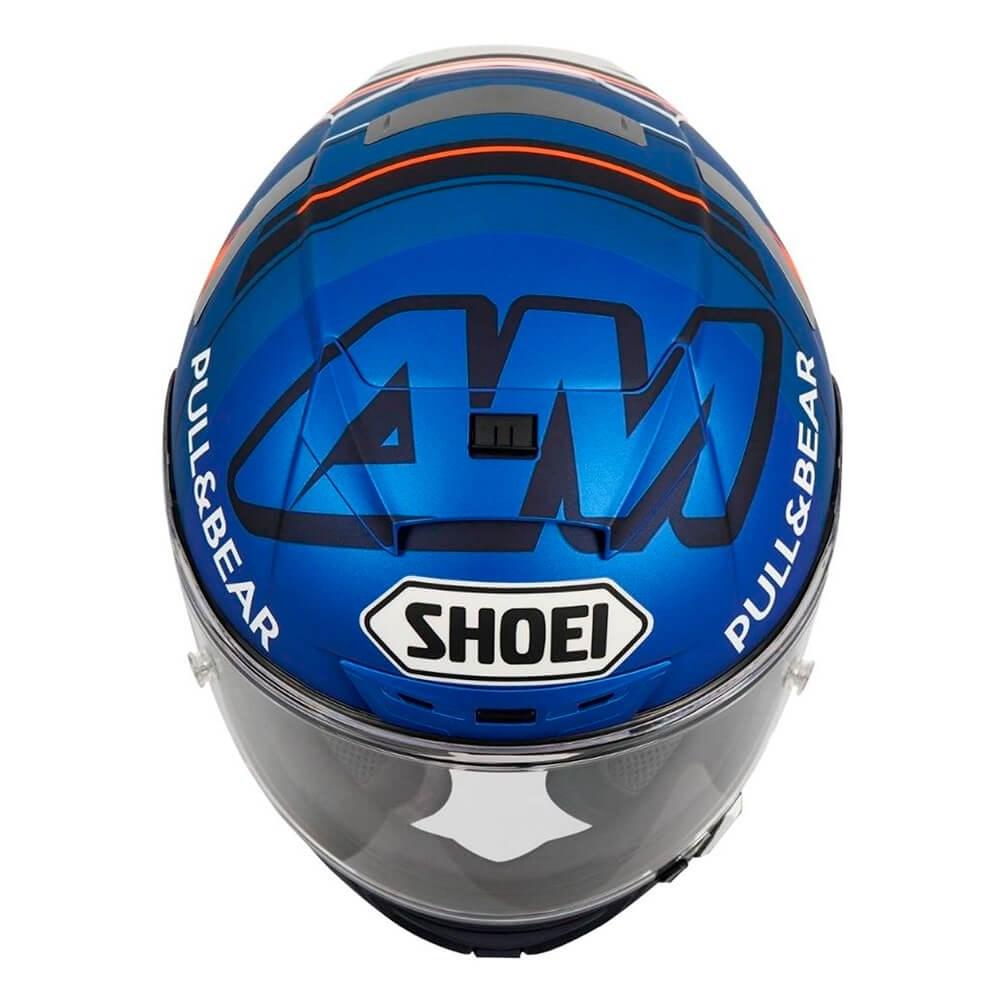 Capacete Shoei X-Spirit 3 AM73 Alex Marquez Tc-2