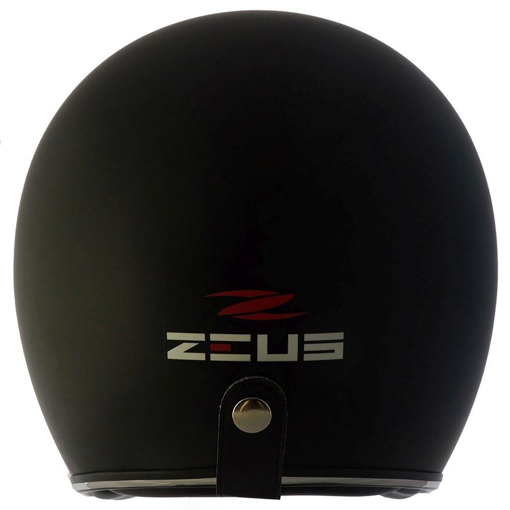 Capacete Zeus 380H Matt Black