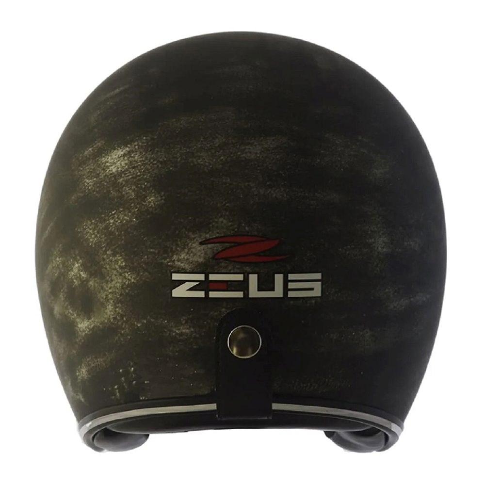Capacete Zeus 380H V2 Rusty 2