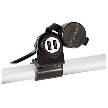Carregador USB Motocom MT201