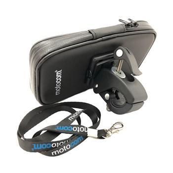 Estojo e Suporte com Ziper de Celular Motocom G