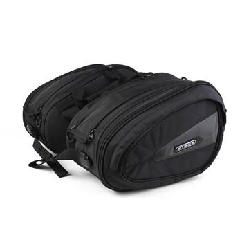 Mala Ogio Saddle Bag - Black